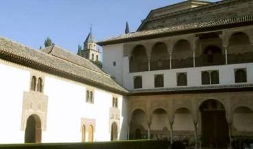 Granada y sierra nevada la alhambra - Banos arabes palacio de comares ...